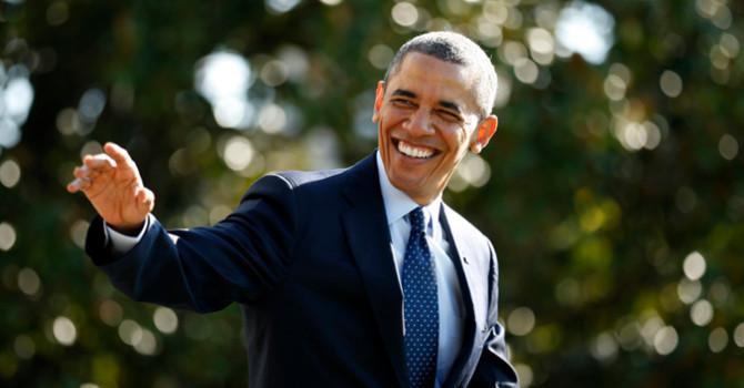 Tổng thống Mỹ Barack Obama.