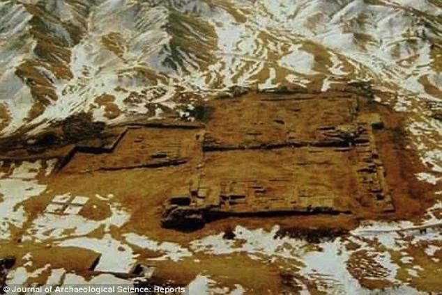 Khu khai quật Xuanquanzhi.