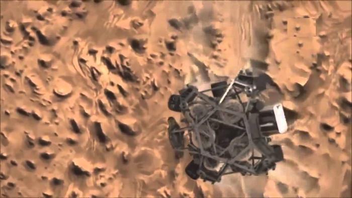 Phương pháp dùng máy khoan chưa từng được thử nghiệm trên sao Hỏa và vẫn còn đang được nghiên cứu.