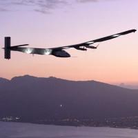Solar Impulse 2 hoàn thành chuyến bay vòng quanh thế giới