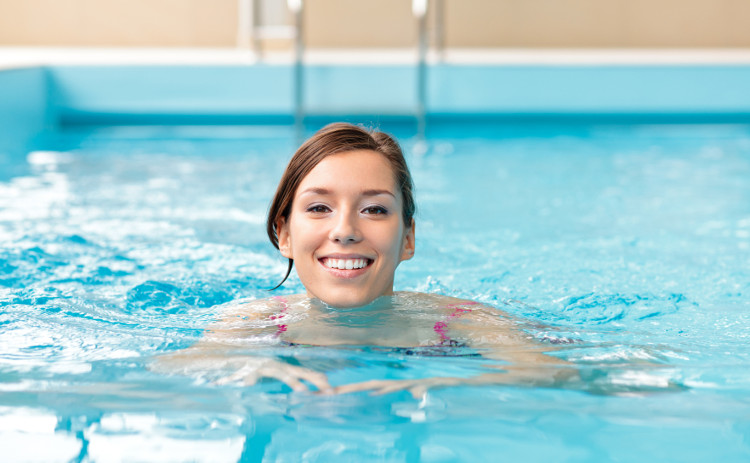 Bơi lội là môn thể thao vàng giúp tăng chiều cao.