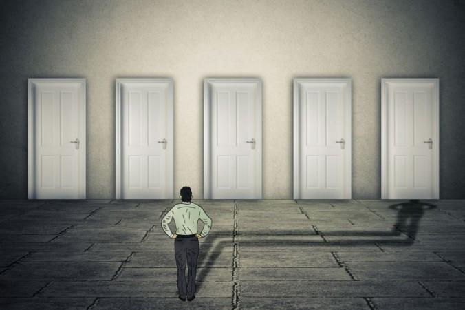 Khi đưa ra quyết định, một cảm giác hay trực giác vô thức sẽ dẫn dắt chúng ta.