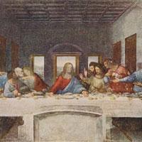 Giải mã thông điệp ẩn sau Bữa tối cuối cùng của Leonardo da Vinci
