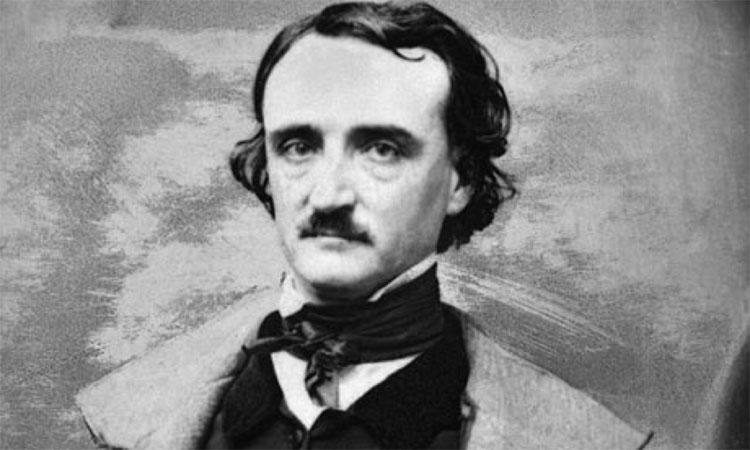 Chân dung của Edgar Allan Poe.