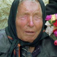 Vanga và các nhà tiên tri sấm truyền về nước Nga, thế giới 2016