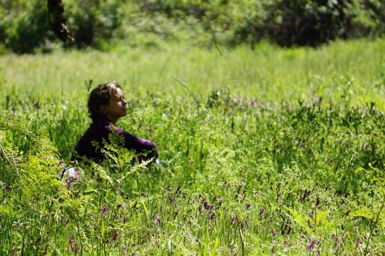 Việc mở các giác quan để đón nhận thiên nhiên giúp bạn phát triển trực giác của mình.
