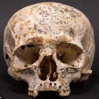 Giải mã tục bó đầu kỳ lạ từ gương mặt người chết 3700 trước