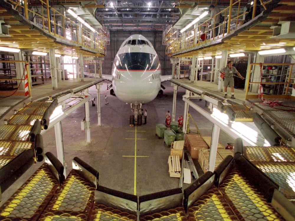 Boeing bán được hơn 1.500 chiếc 747.