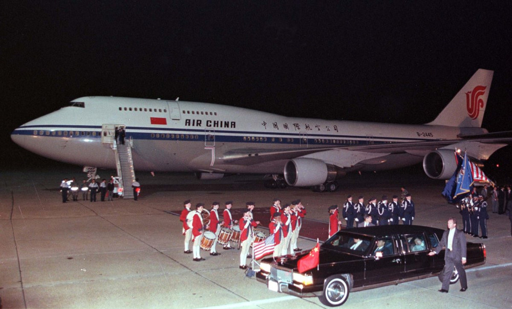 Đây là loại tàu bay được chọn làm chuyên cơ chính thức cho nguyên thủ Trung Quốc...