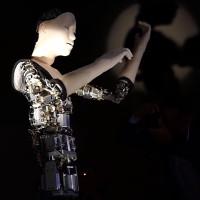 Nhật giới thiệu robot biết tự biểu cảm và phản ứng với môi trường