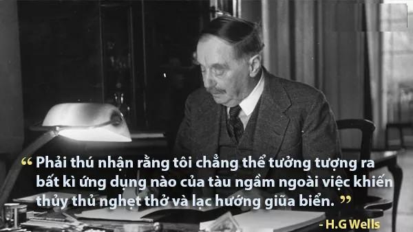 H.G Wells