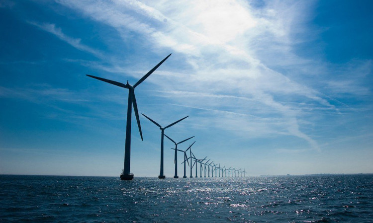 Năng lượng sức gió tính đến thời điểm này đã hoàn toàn qua mặt năng lượng hạt nhân