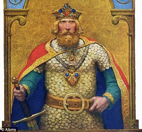 Vua Arthur.