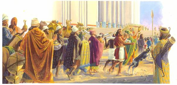 Vương quốc Hồi giáo Arab.