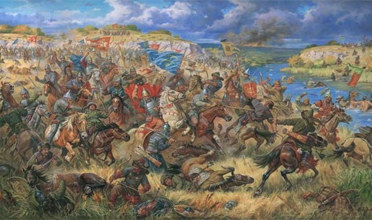Vó ngựa Mông Cổ gây chấn động một thời