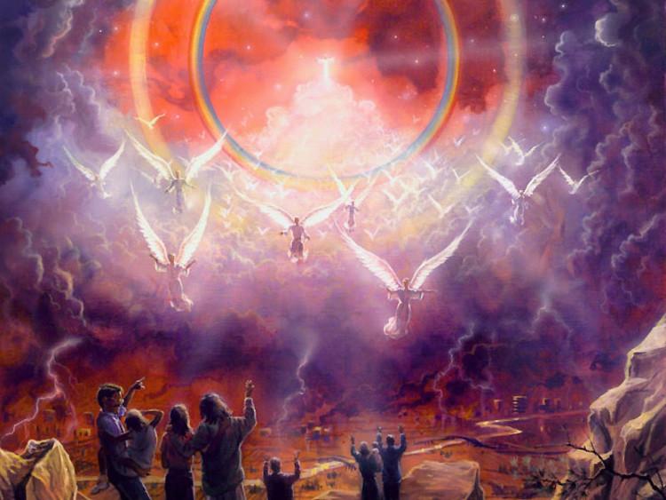 Ngày tận thế khi Chúa Ki-tô trở lại năm 2240