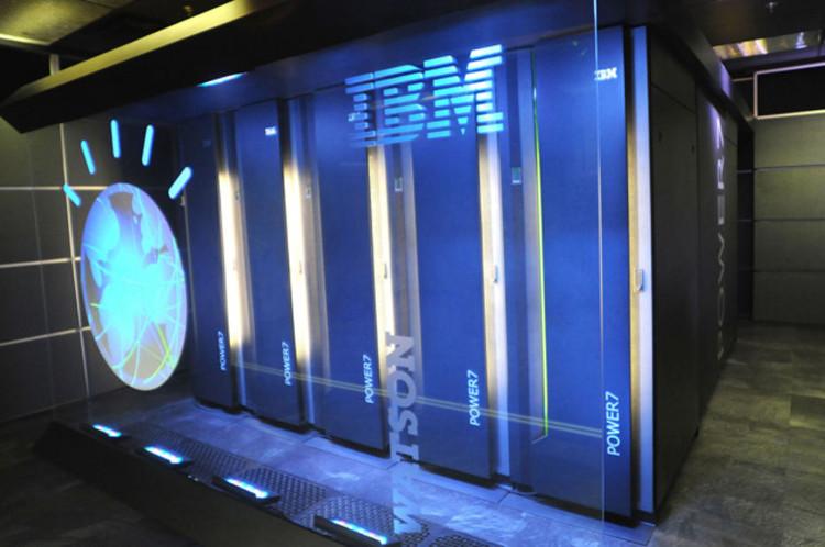 Hệ thống AI Watson của IBM.