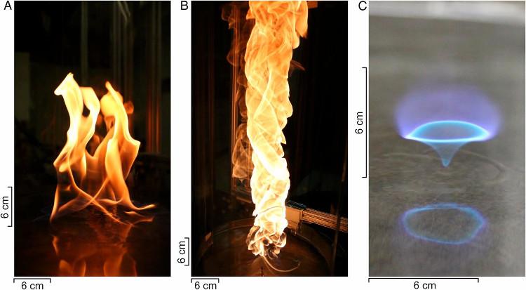 Loại lửa này có khả năng làm sạch biển khi nó có thể phản ứng cháy với lượng dầu bị đổ ra.