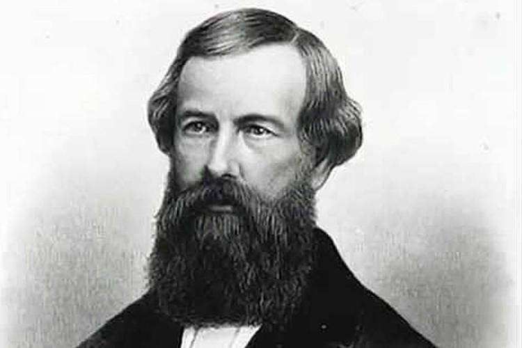 Elisha Graves Otis, người đã có đóng góp lớn lao cho sự phát triển của ngành thang máy thế giới.