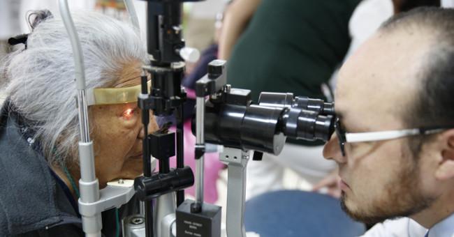 Sức khỏe đời sống-Phát triển thành công thiết bị cảm biến chẩn đoán tăng nhãn áp