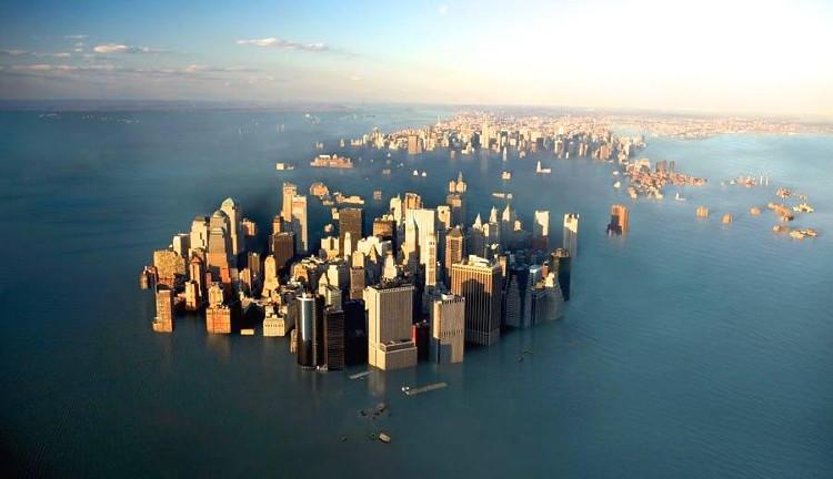 Tốc độ dâng của mực nước biển sẽ ảnh hưởng đến dự đoán mực nước của chúng ta.