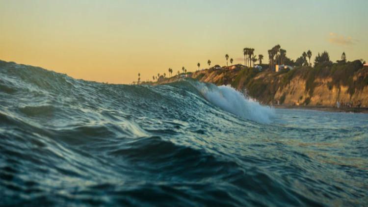 Nước biển đang dâng với một tốc độ ngày càng tăng.