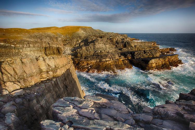 Đây là nơi có nhiều loại hóa thạch có niên đại hơn 500 triệu năm trước.