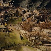 Ngôi làng có 100 người sống trong hang động, tách biệt với thế giới bên ngoài