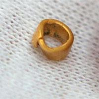 Tìm thấy cổ vật vàng 4.500 tuổi, lâu đời nhất thế giới