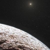 Phát hiện vật thể bất thường gần sao Hải Vương