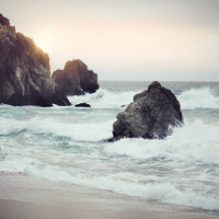 Biến đổi khí hậu có thể làm cho các bãi biển thêm mặn