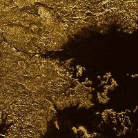 Tìm thấy dòng sông trên mặt trăng của sao Thổ