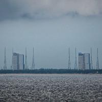 Bãi phóng vệ tinh ven biển đầu tiên của Trung Quốc