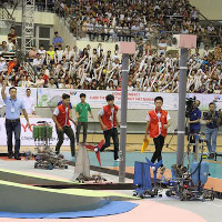 Đồng Nai chi 1,5 tỷ cho đội Robocon thi ABU 2016