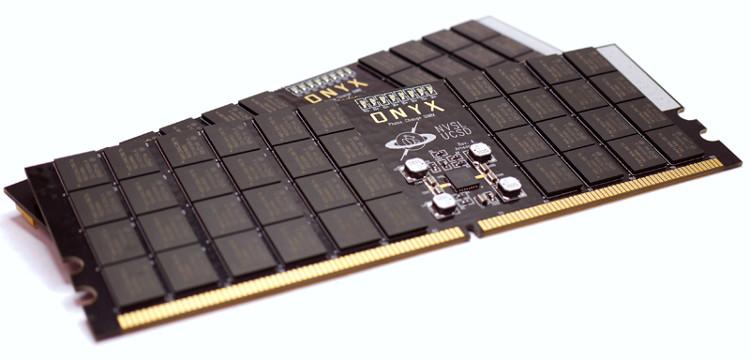 Nguyên mẫu PCIe SSD Onyx Moneta.