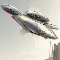 """Airbus muốn chế tạo """"taxi bay tự hành"""" cho các thành phố tương lai"""