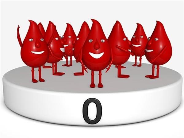 Dạ dày của người nhóm máu O khá là nhạy cảm.