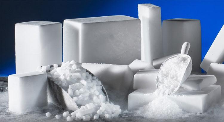 Vấn đề kiểm soát cũng bao gồm việc đảm bảo hệ thống làm đá khô hoạt động một cách chính xác.