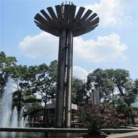 """Hồ Con Rùa và giai thoại """"trấn yếm long mạch"""" ở Sài Gòn"""
