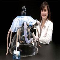 """Giới thiệu robot bạch tuộc mới có thể di chuyển linh hoạt như """"hàng thật"""""""