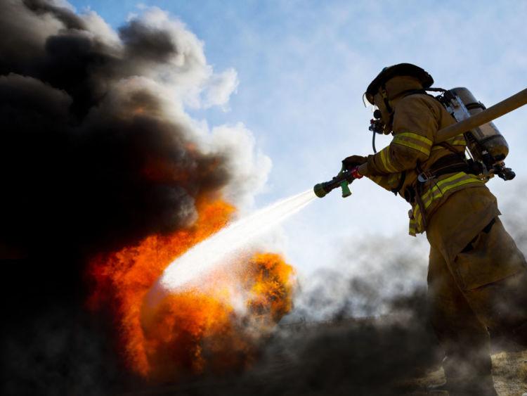 Mục đích của trợ lý ảo Audrey là kết nối tất cả các cảm biến và trở thành thiên thần hộ mệnh cho những người lính cứu hỏa.