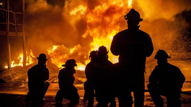 Trí thông minh nhân tạo hỗ trợ lính chữa cháy làm nhiệm vụ
