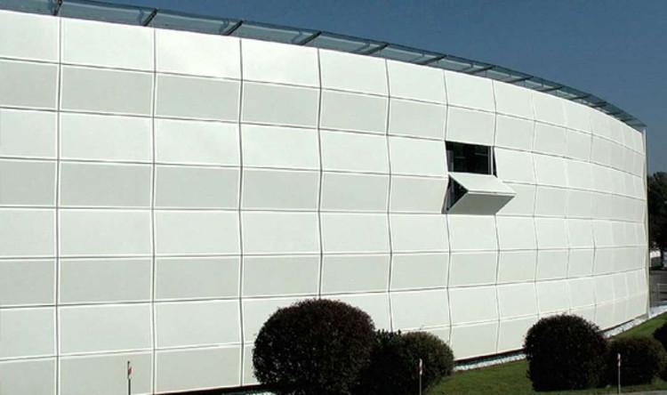 Toàn nhà này có tên gọi là Kiefer Technic Showroom.