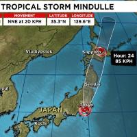 3 cơn bão liên tiếp tấn công Nhật Bản