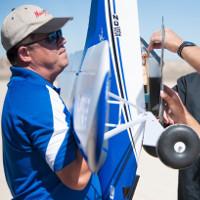 Sinh viên chế tạo máy bay đến sao Hỏa