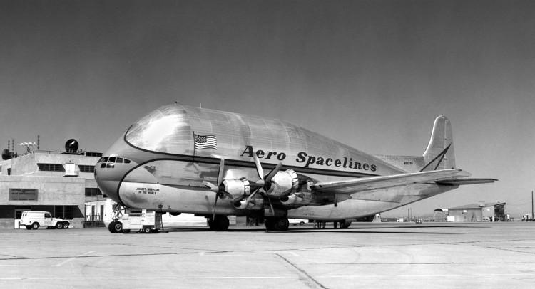 Máy bay vận tải Guppy.