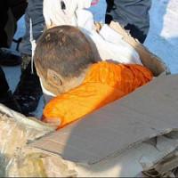Phát hiện xác ướp nhà sư ngồi thiền theo tư thế hoa sen ở Mông Cổ