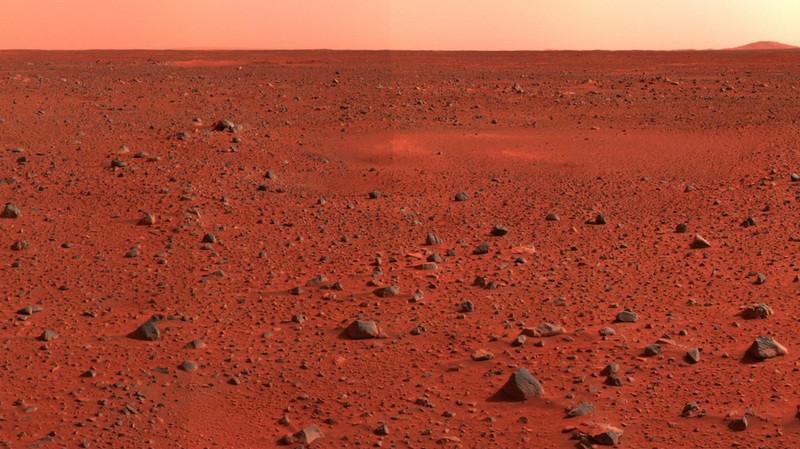 Ngắm bộ ảnh màu sắc nét nhất về sao Hỏa
