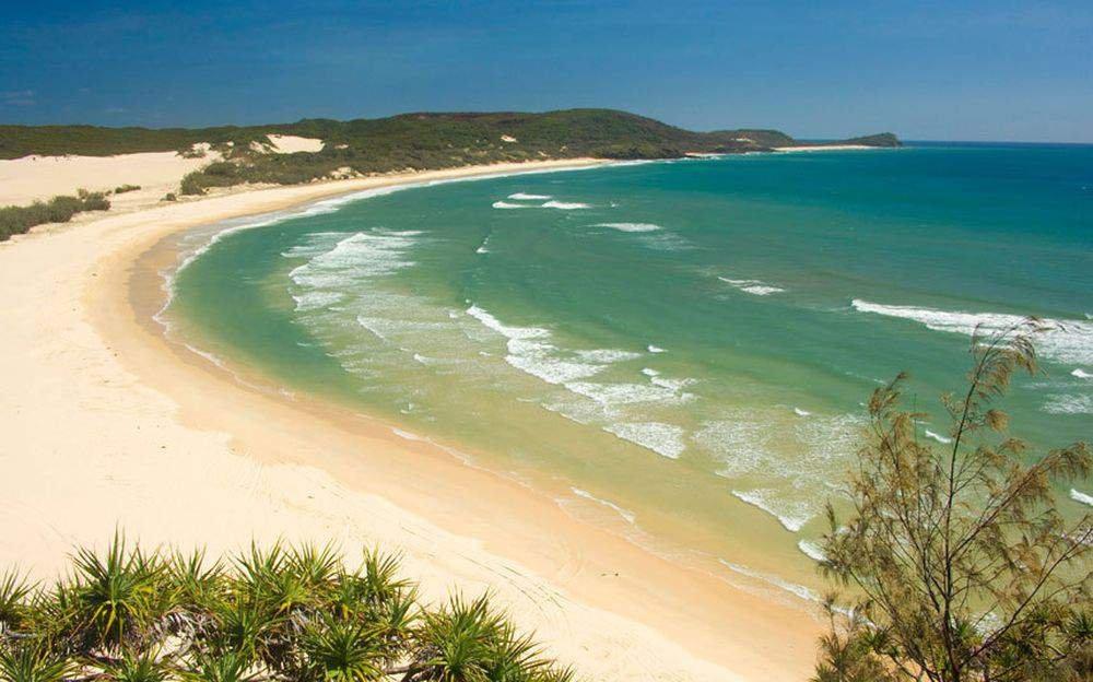 Vùng biển quanh đảo Fraser ngoài khơi bang Queensland, Australia