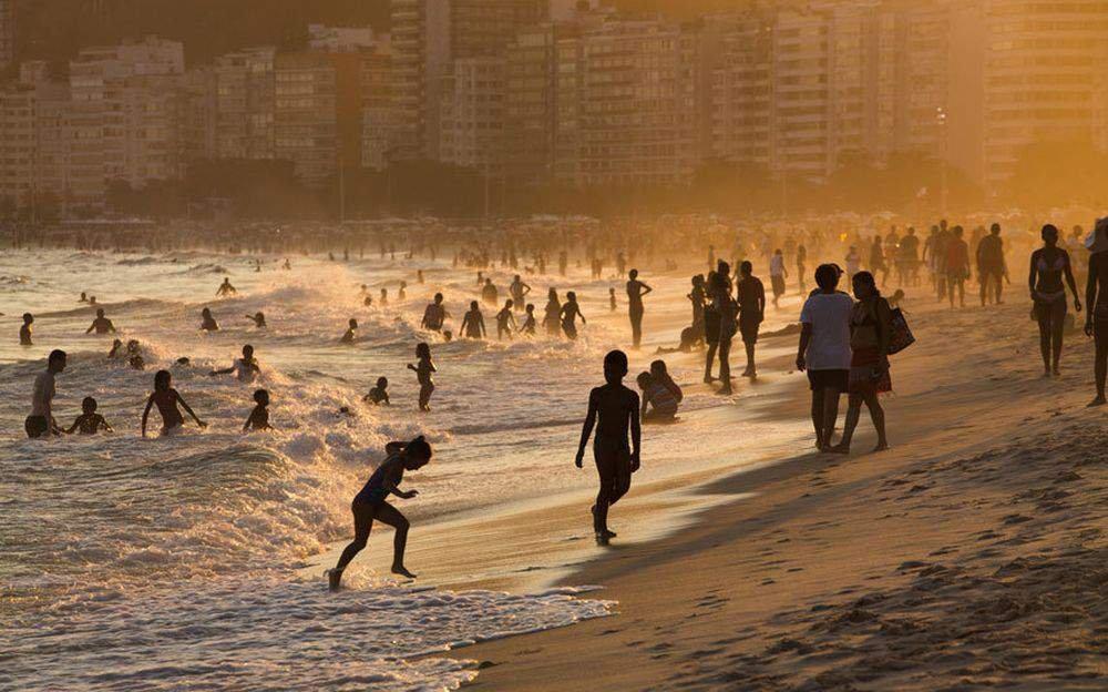 Bãi biển Copacabana